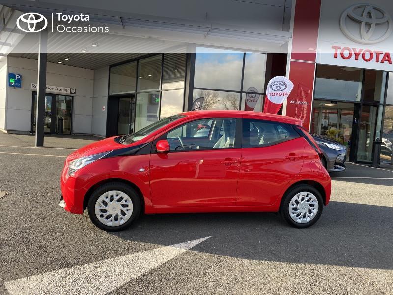Photo 19 de l'offre de TOYOTA Aygo 1.0 VVT-i 72ch x-play 5p MY20 à 11590€ chez Altis - Toyota Vannes