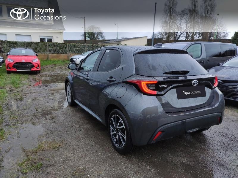 Photo 18 de l'offre de TOYOTA Yaris 120 VVT-i Design 5p à 17990€ chez Altis - Toyota Vannes