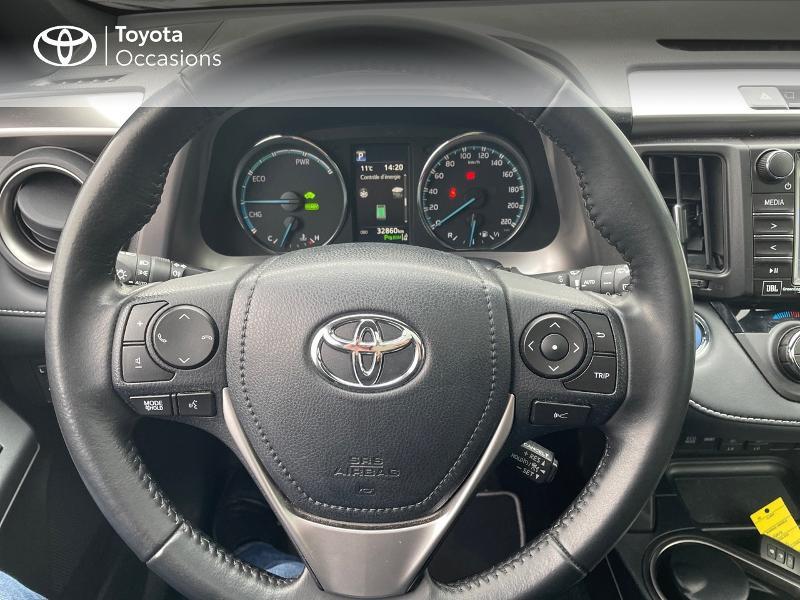 Photo 9 de l'offre de TOYOTA RAV4 197 Hybride Collection 2WD CVT à 27880€ chez Altis - Toyota Vannes