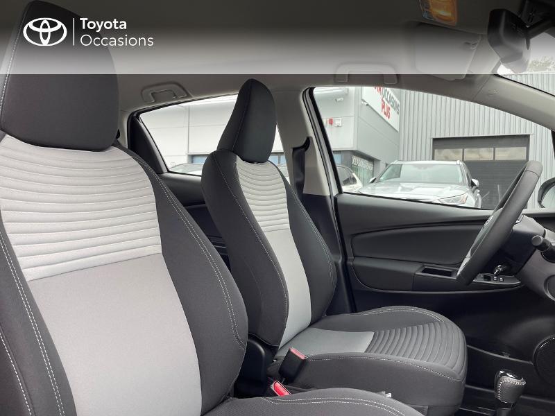 Photo 6 de l'offre de TOYOTA Yaris 100h Dynamic 5p à 15980€ chez Altis - Toyota Vannes
