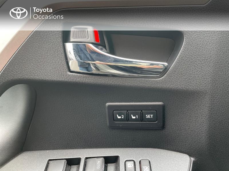 Photo 11 de l'offre de TOYOTA RAV4 197 Hybride Collection 2WD CVT à 27880€ chez Altis - Toyota Vannes