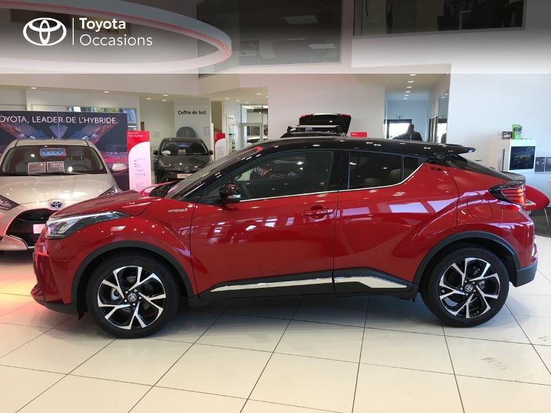 Photo 27 de l'offre de TOYOTA C-HR 184h Collection 2WD E-CVT MY20 à 35490€ chez Altis - Toyota Vannes