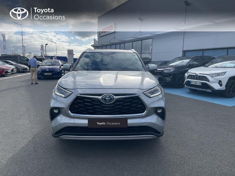 Photo 29 de l'offre de TOYOTA Highlander Hybrid 248ch Lounge AWD-I à 57980€ chez Altis - Toyota Vannes
