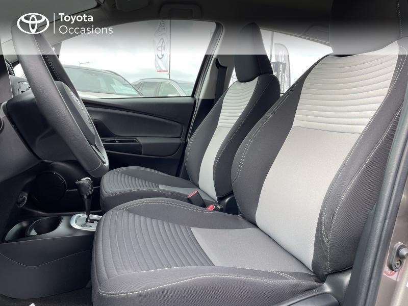 Photo 11 de l'offre de TOYOTA Yaris 100h Dynamic 5p RC18 à 15490€ chez Altis - Toyota Vannes