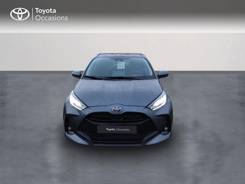 Photo 5 de l'offre de TOYOTA Yaris 120 VVT-i Design 5p à 17990€ chez Altis - Toyota Vannes