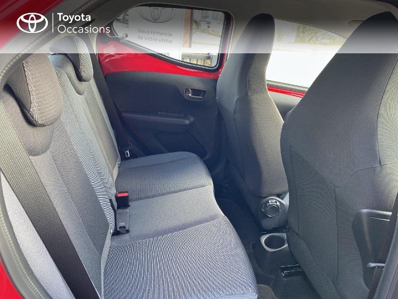 Photo 7 de l'offre de TOYOTA Aygo 1.0 VVT-i 72ch x-play 5p MY20 à 11590€ chez Altis - Toyota Vannes