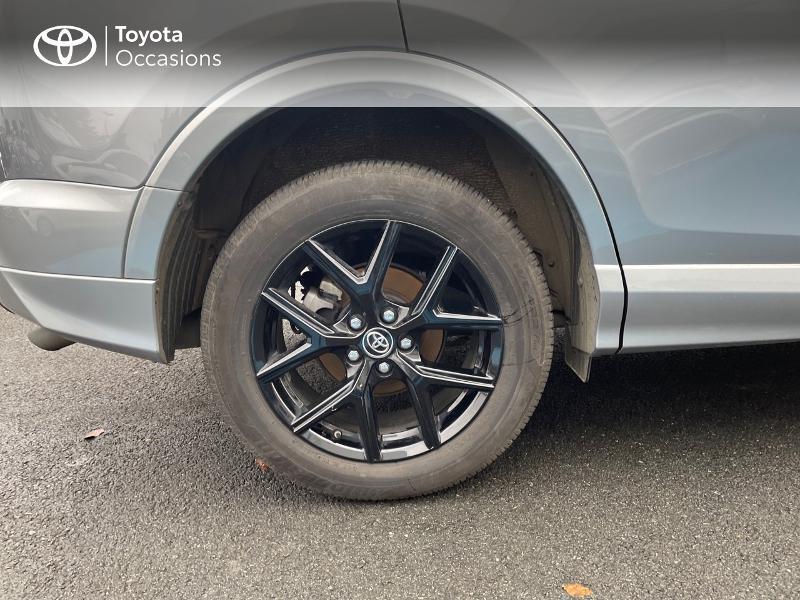 Photo 16 de l'offre de TOYOTA RAV4 197 Hybride Collection 2WD CVT à 27880€ chez Altis - Toyota Vannes