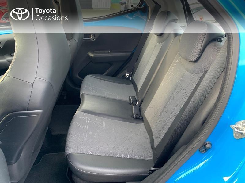 Photo 12 de l'offre de TOYOTA Aygo 1.0 VVT-i 69ch x-wave 2 5p à 9290€ chez Altis - Toyota Vannes