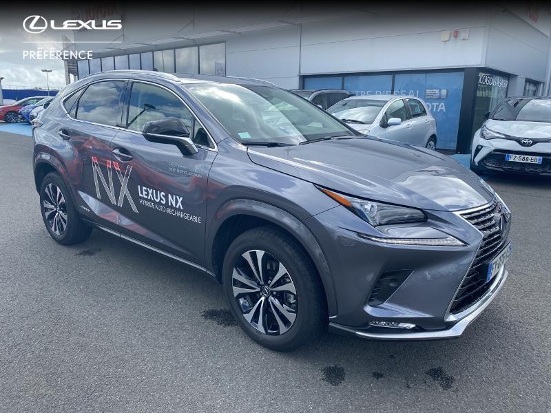 Photo 19 de l'offre de LEXUS NX 300h 2WD Design MY21 à 46890€ chez Altis - Toyota Vannes
