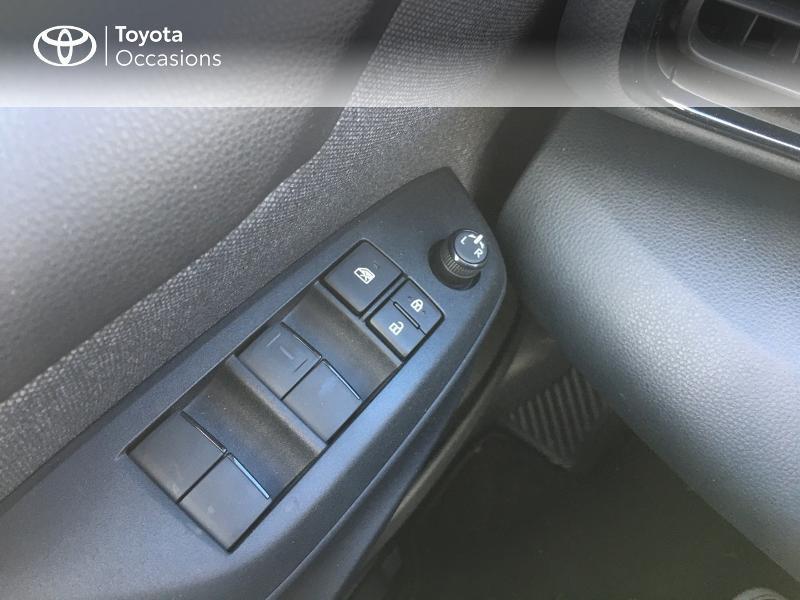 Photo 21 de l'offre de TOYOTA Yaris 70 VVT-i Design 5p à 19250€ chez Altis - Toyota Vannes