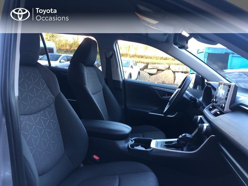 Photo 6 de l'offre de TOYOTA RAV4 Hybride 218ch Dynamic 2WD à 31980€ chez Altis - Toyota Vannes