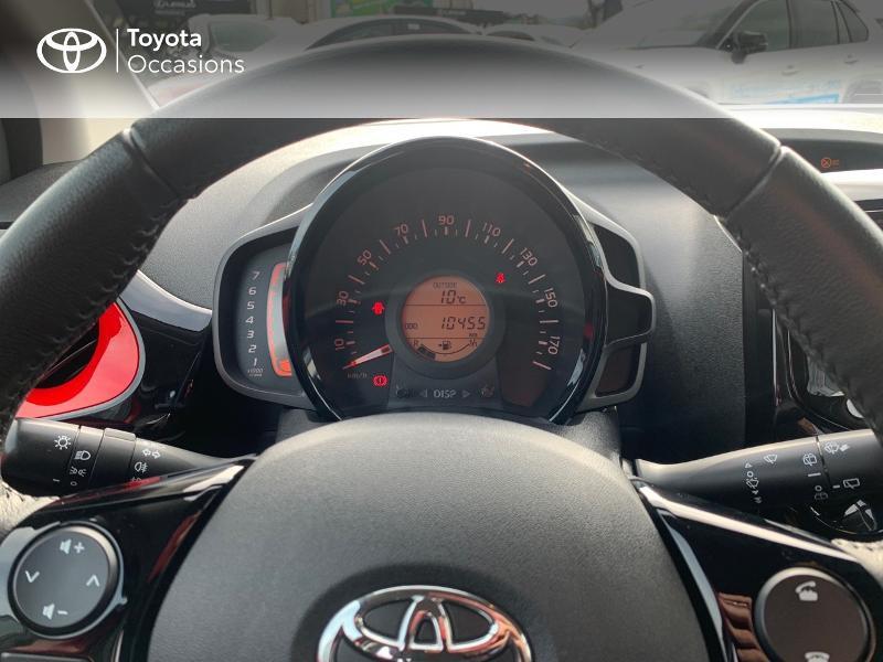 Photo 13 de l'offre de TOYOTA Aygo 1.0 VVT-i 69ch x-cite 4 5p à 9880€ chez Altis - Toyota Vannes