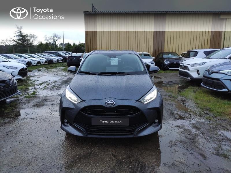 Photo 21 de l'offre de TOYOTA Yaris 120 VVT-i Design 5p à 17990€ chez Altis - Toyota Vannes
