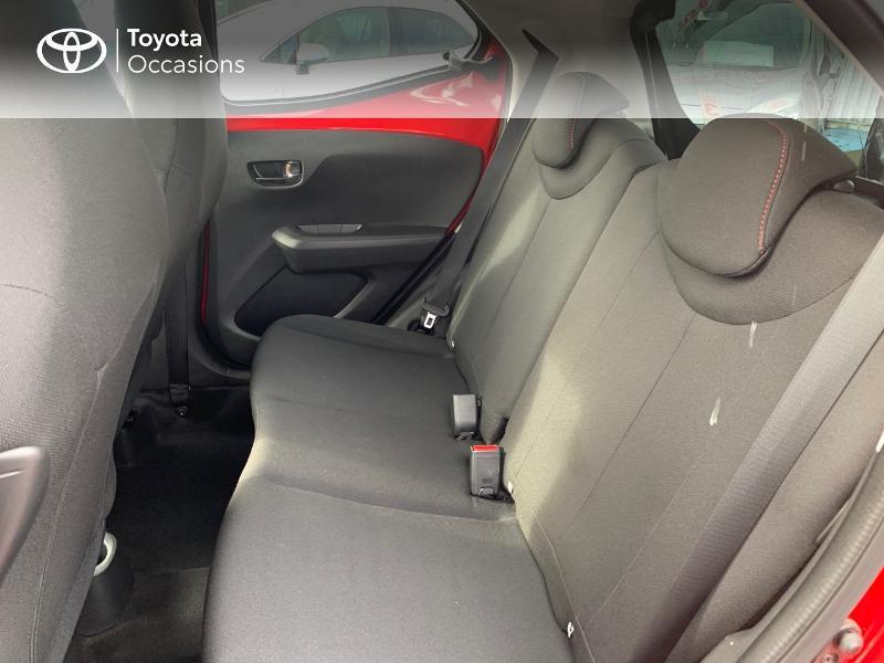 Photo 12 de l'offre de TOYOTA Aygo 1.0 VVT-i 69ch x-cite 4 5p à 9880€ chez Altis - Toyota Vannes