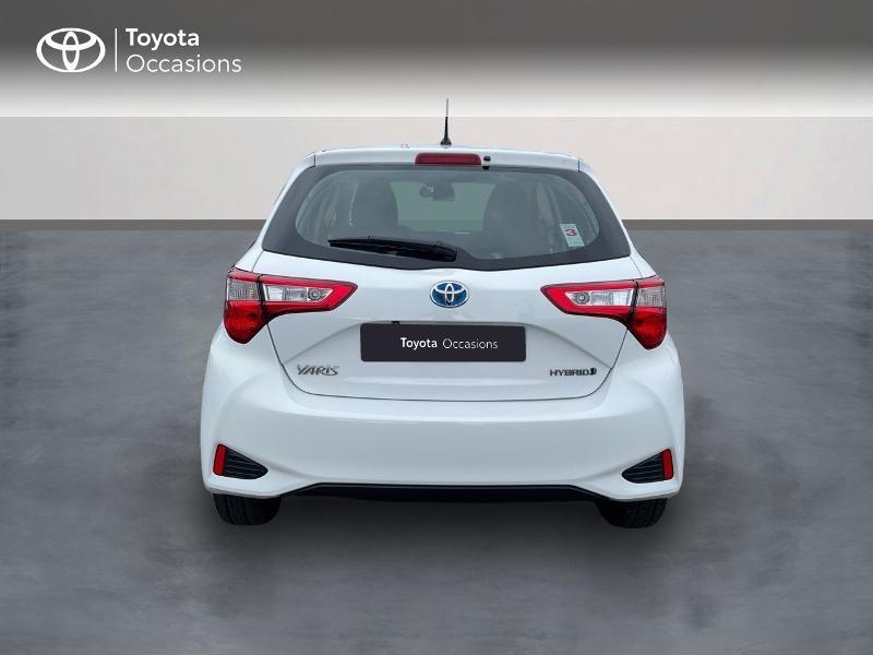 Photo 4 de l'offre de TOYOTA Yaris 100h Dynamic 5p à 15980€ chez Altis - Toyota Vannes