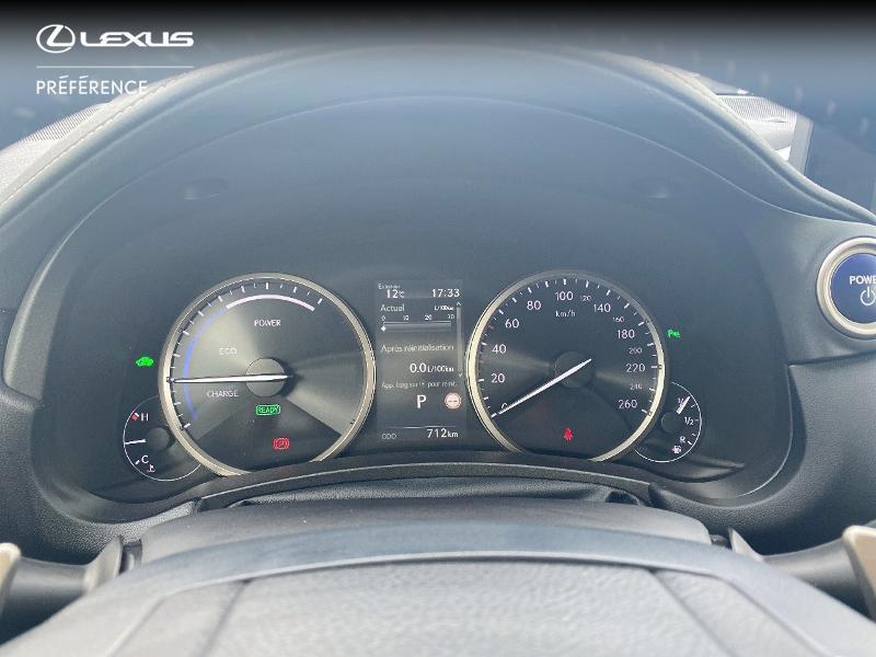Photo 14 de l'offre de LEXUS NX 300h 2WD Design MY21 à 46890€ chez Altis - Toyota Vannes