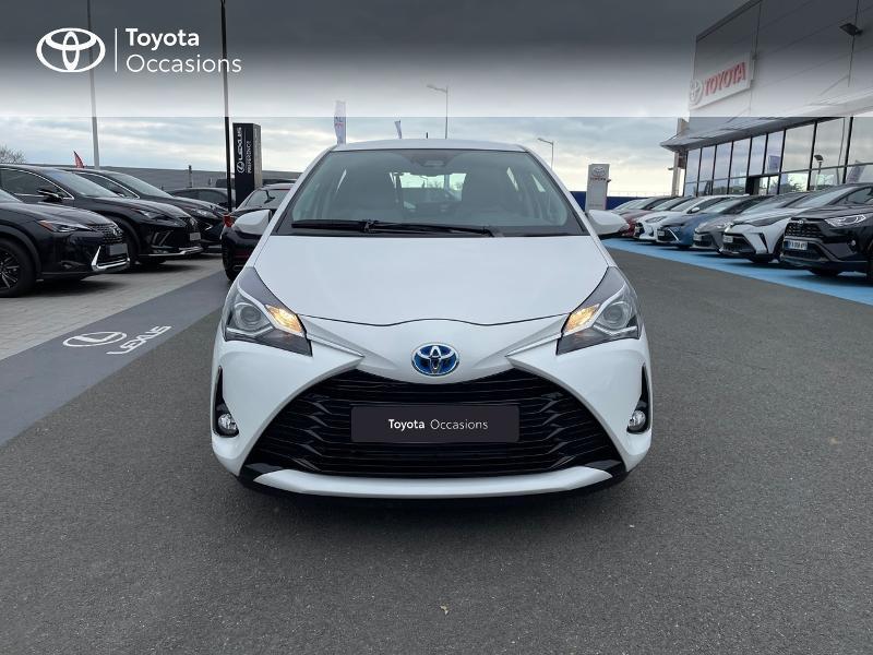 Photo 28 de l'offre de TOYOTA Yaris 100h Dynamic 5p à 15980€ chez Altis - Toyota Vannes