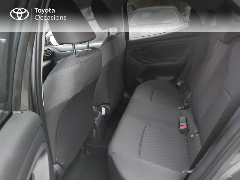 Photo 12 de l'offre de TOYOTA Yaris 120 VVT-i Design 5p à 17990€ chez Altis - Toyota Vannes