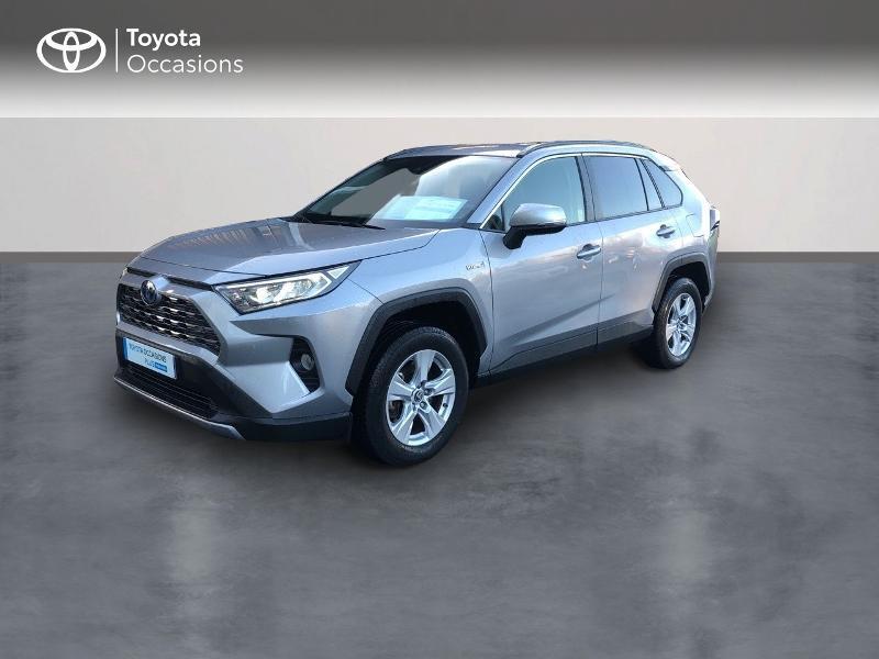 Photo 1 de l'offre de TOYOTA RAV4 Hybride 218ch Dynamic 2WD à 31980€ chez Altis - Toyota Vannes
