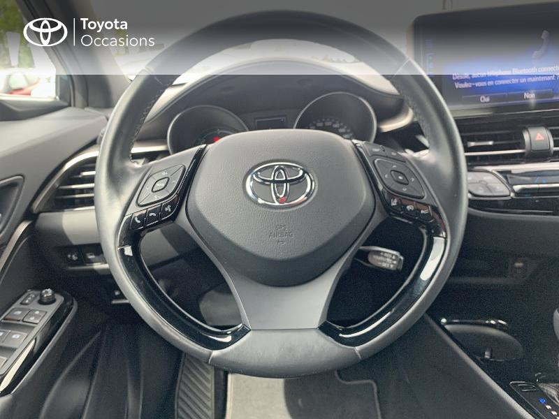 Photo 9 de l'offre de TOYOTA C-HR 122h Edition 2WD E-CVT à 19890€ chez Altis - Toyota Vannes