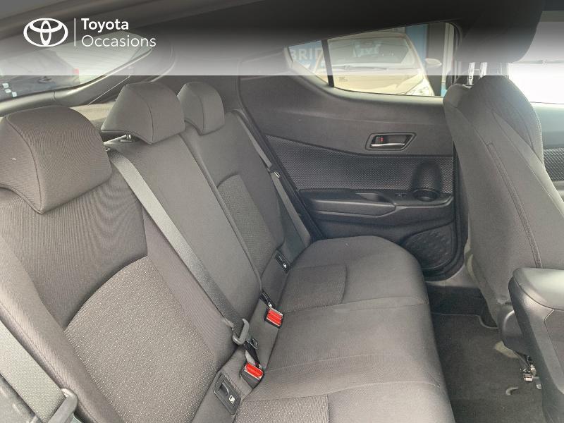 Photo 7 de l'offre de TOYOTA C-HR 122h Edition 2WD E-CVT à 19890€ chez Altis - Toyota Vannes