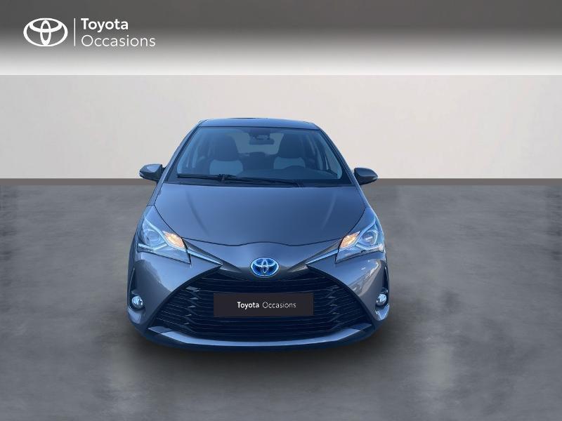 Photo 5 de l'offre de TOYOTA Yaris 100h Dynamic 5p RC18 à 15690€ chez Altis - Toyota Vannes
