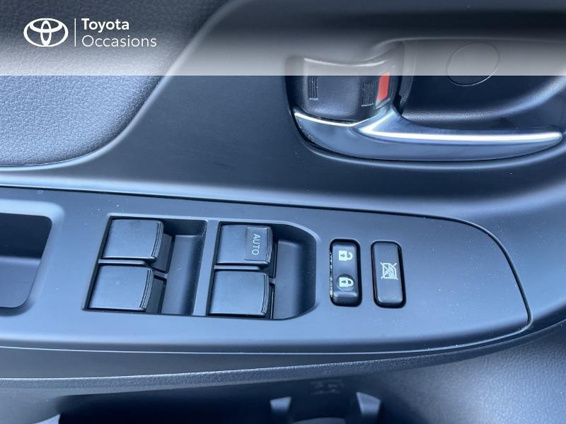Photo 21 de l'offre de TOYOTA Yaris 100h Dynamic 5p RC18 à 15690€ chez Altis - Toyota Vannes