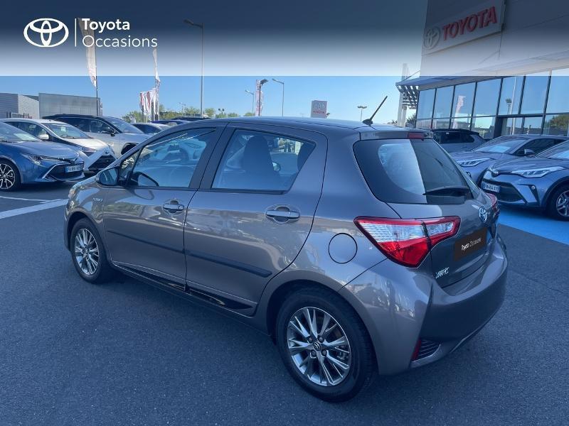 Photo 26 de l'offre de TOYOTA Yaris 100h Dynamic 5p RC18 à 15690€ chez Altis - Toyota Vannes
