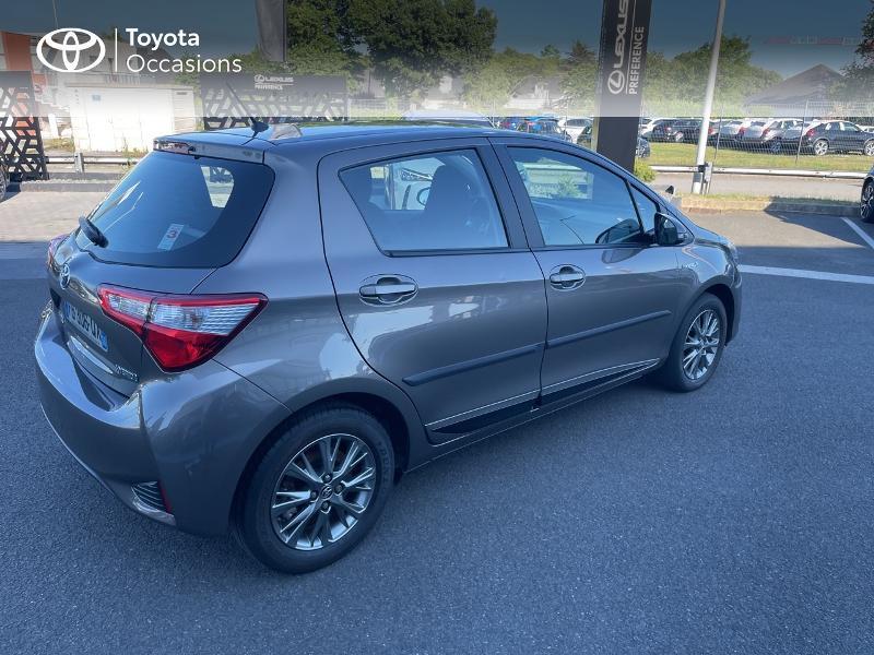 Photo 18 de l'offre de TOYOTA Yaris 100h Dynamic 5p RC18 à 15690€ chez Altis - Toyota Vannes