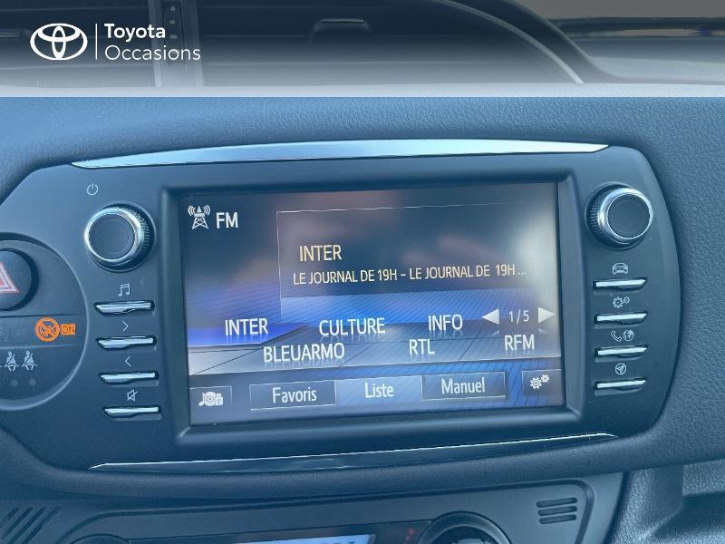Photo 15 de l'offre de TOYOTA Yaris 100h Dynamic 5p RC18 à 15690€ chez Altis - Toyota Vannes