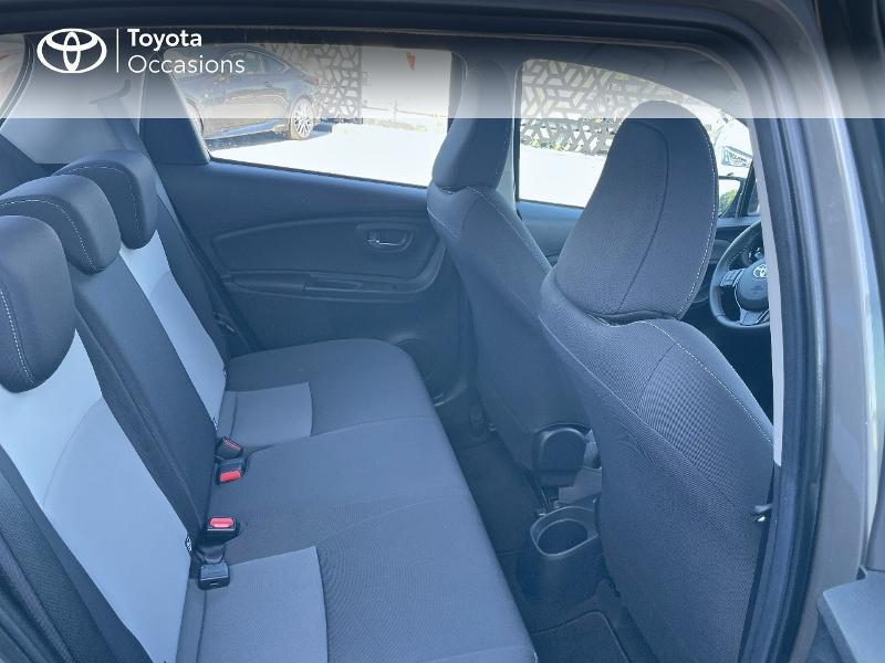 Photo 7 de l'offre de TOYOTA Yaris 100h Dynamic 5p RC18 à 15690€ chez Altis - Toyota Vannes