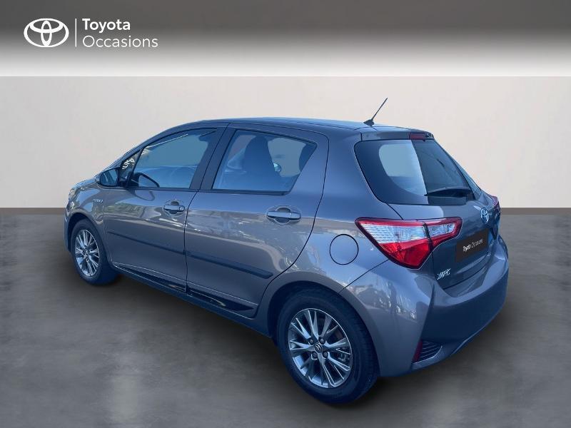 Photo 2 de l'offre de TOYOTA Yaris 100h Dynamic 5p RC18 à 15690€ chez Altis - Toyota Vannes