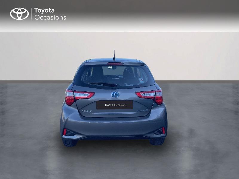 Photo 4 de l'offre de TOYOTA Yaris 100h Dynamic 5p RC18 à 15690€ chez Altis - Toyota Vannes