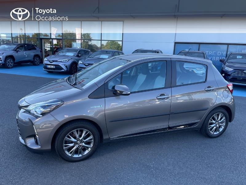 Photo 25 de l'offre de TOYOTA Yaris 100h Dynamic 5p RC18 à 15690€ chez Altis - Toyota Vannes