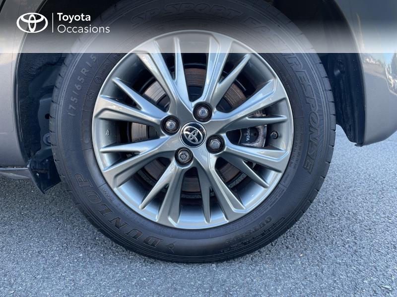 Photo 16 de l'offre de TOYOTA Yaris 100h Dynamic 5p RC18 à 15690€ chez Altis - Toyota Vannes