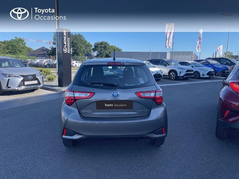 Photo 28 de l'offre de TOYOTA Yaris 100h Dynamic 5p RC18 à 15690€ chez Altis - Toyota Vannes