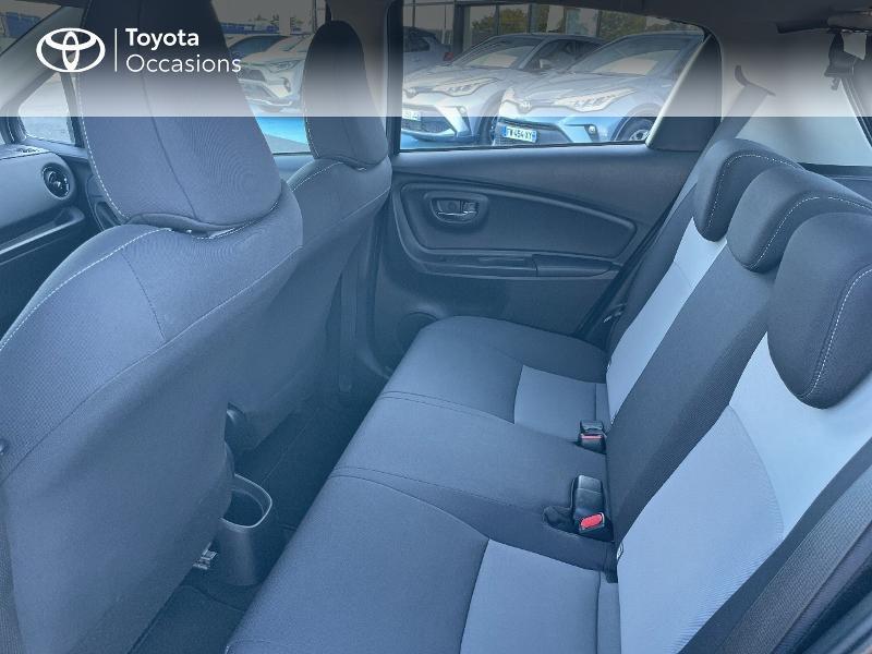 Photo 12 de l'offre de TOYOTA Yaris 100h Dynamic 5p RC18 à 15690€ chez Altis - Toyota Vannes