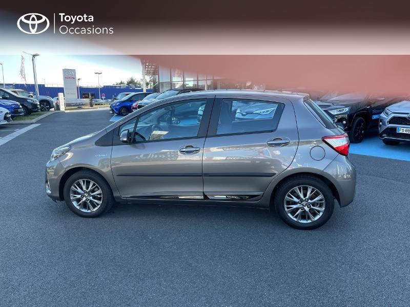 Photo 27 de l'offre de TOYOTA Yaris 100h Dynamic 5p RC18 à 15690€ chez Altis - Toyota Vannes