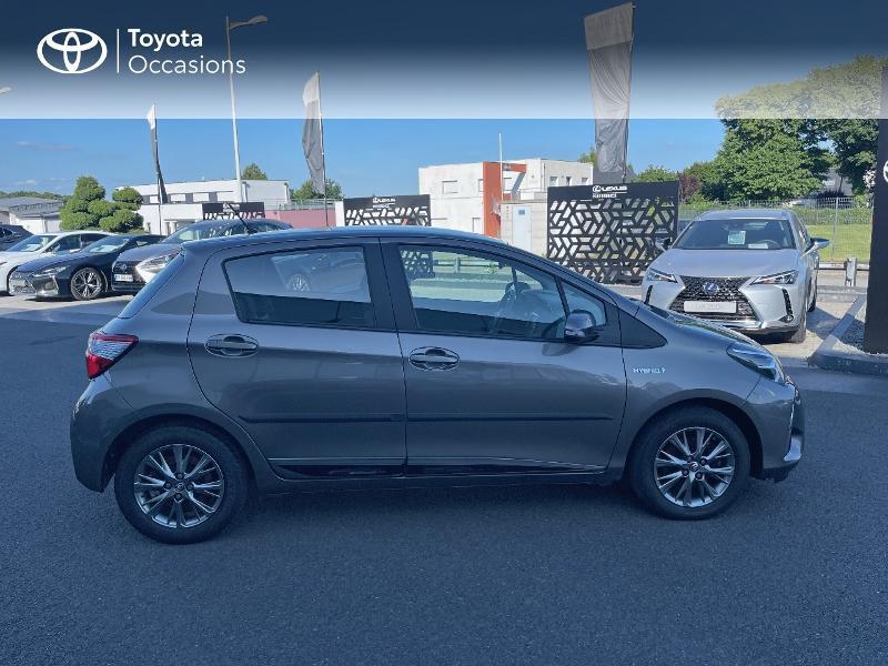 Photo 17 de l'offre de TOYOTA Yaris 100h Dynamic 5p RC18 à 15690€ chez Altis - Toyota Vannes