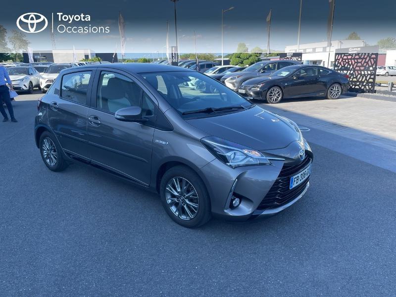 Photo 19 de l'offre de TOYOTA Yaris 100h Dynamic 5p RC18 à 15690€ chez Altis - Toyota Vannes