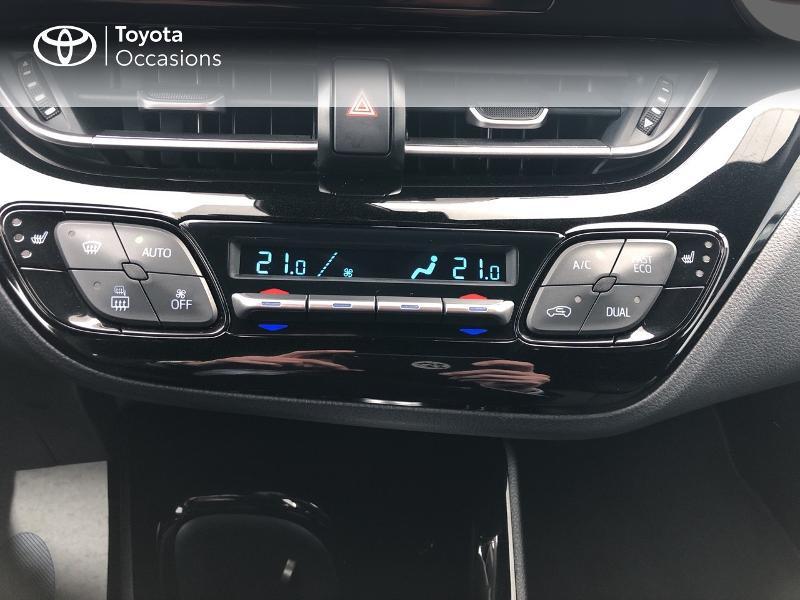 Photo 11 de l'offre de TOYOTA C-HR 122h Graphic 2WD E-CVT RC18 à 23980€ chez Altis - Toyota Vannes