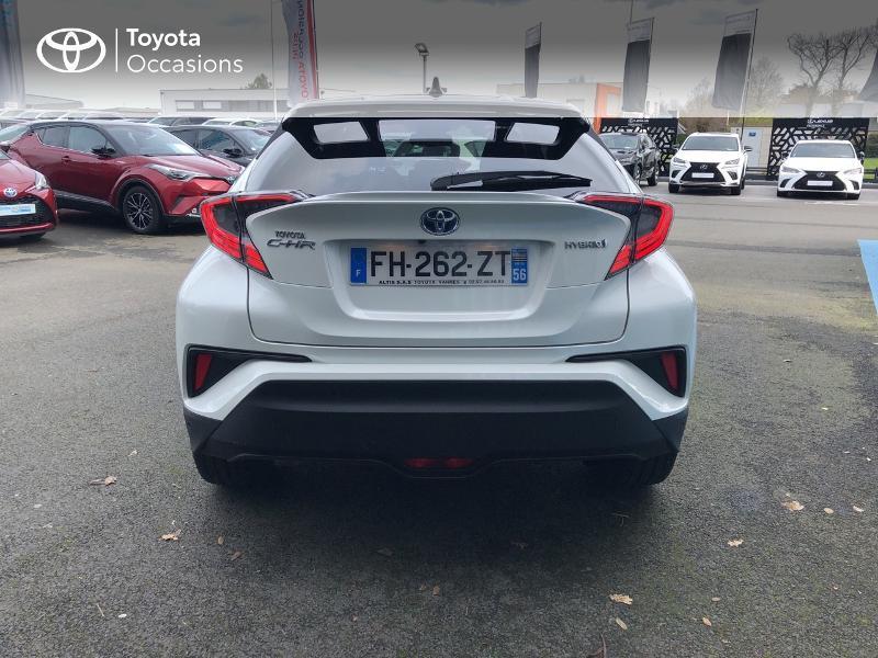 Photo 18 de l'offre de TOYOTA C-HR 122h Graphic 2WD E-CVT RC18 à 23980€ chez Altis - Toyota Vannes