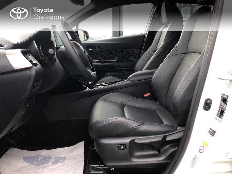Photo 13 de l'offre de TOYOTA C-HR 122h Graphic 2WD E-CVT RC18 à 23980€ chez Altis - Toyota Vannes