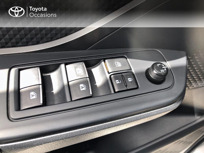 Photo 21 de l'offre de TOYOTA C-HR 122h Dynamic 2WD E-CVT RC18 à 19490€ chez Altis - Toyota Vannes