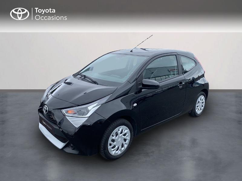 Toyota Aygo 1.0 VVT-i 69ch x-play 5p Essence noir Occasion à vendre