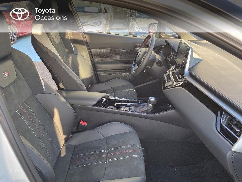 Photo 6 de l'offre de TOYOTA C-HR 184h GR-Sport 2WD E-CVT MY20 à 32890€ chez Altis - Toyota Vannes