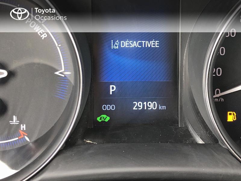 Photo 14 de l'offre de TOYOTA C-HR 122h Dynamic 2WD E-CVT RC18 à 19490€ chez Altis - Toyota Vannes