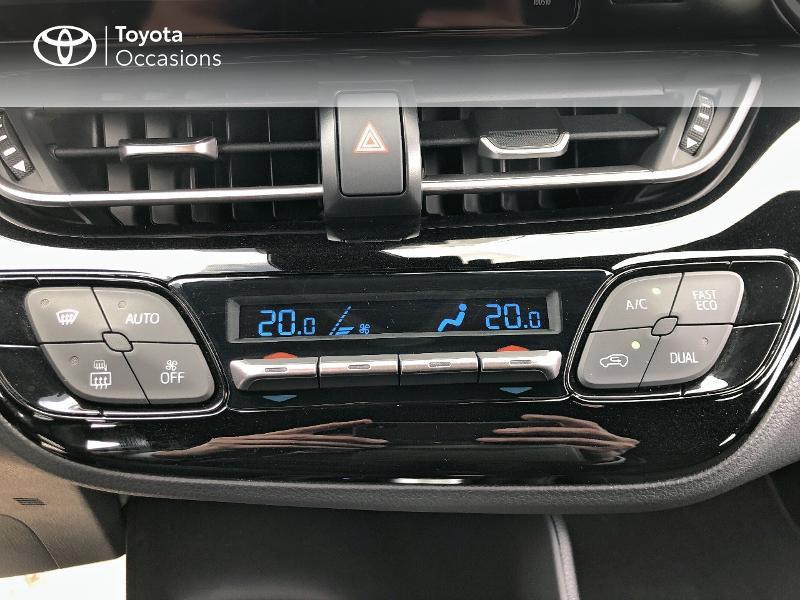 Photo 22 de l'offre de TOYOTA C-HR 122h Dynamic 2WD E-CVT RC18 à 19490€ chez Altis - Toyota Vannes