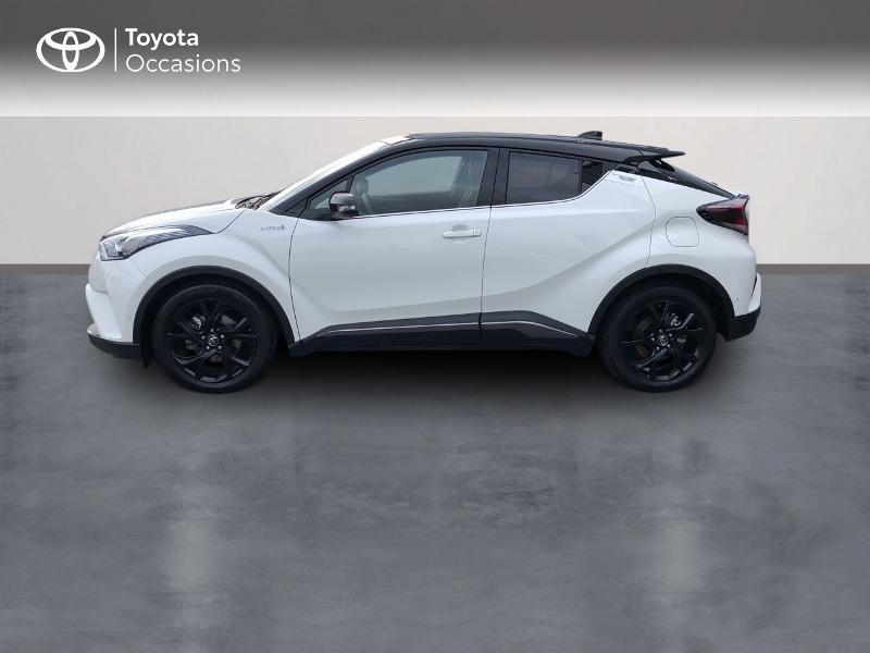 Photo 3 de l'offre de TOYOTA C-HR 122h Graphic 2WD E-CVT RC18 à 23980€ chez Altis - Toyota Vannes