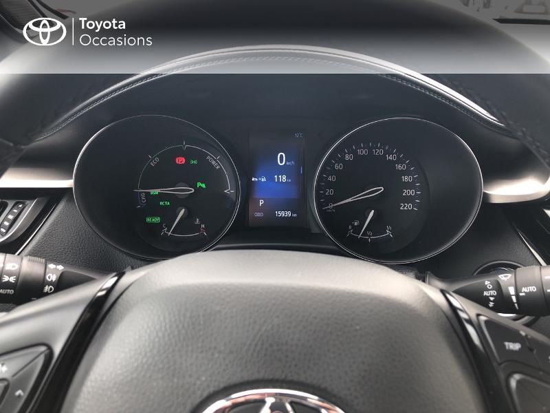 Photo 8 de l'offre de TOYOTA C-HR 122h Graphic 2WD E-CVT RC18 à 23980€ chez Altis - Toyota Vannes